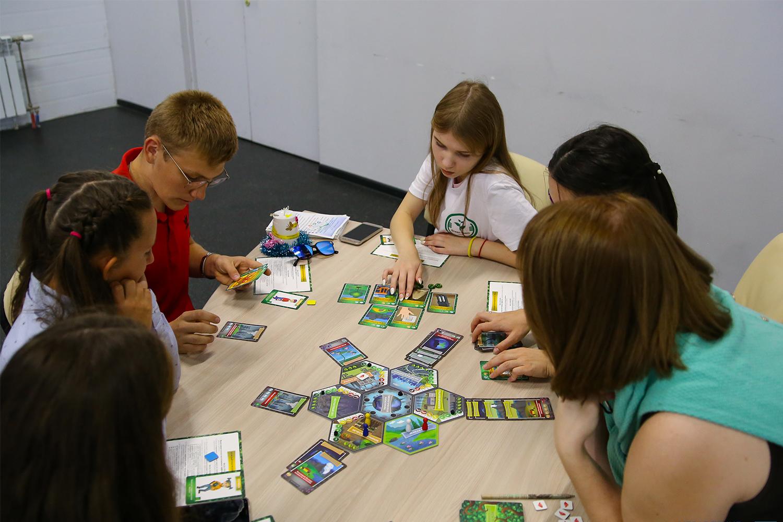 ЭКОфест. Командная экологическая игра «Хранители Земли»